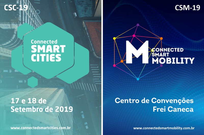 Connected Smart Cities will be held parallel to Connected Smart Mobility