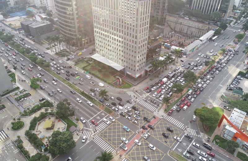 Quer ter uma experiência de mobilidade aérea urbana e conhecer São Paulo do alto?