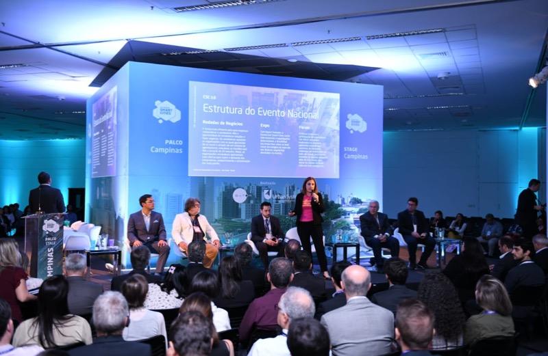 Iniciativas CSC e CSM 2019 reúnem especialistas internacionais e apresentam novas tecnologias e soluções para as cidades